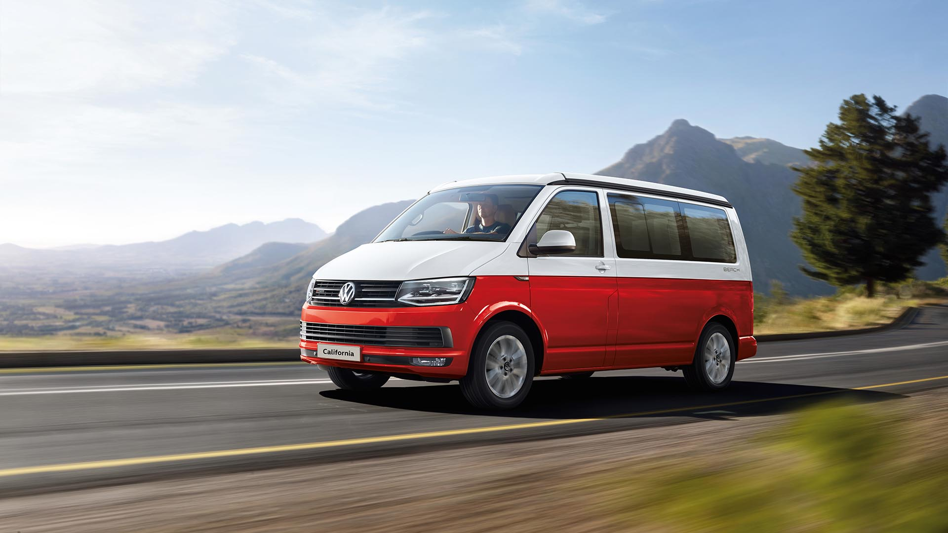 Volkswagen California specs and prices