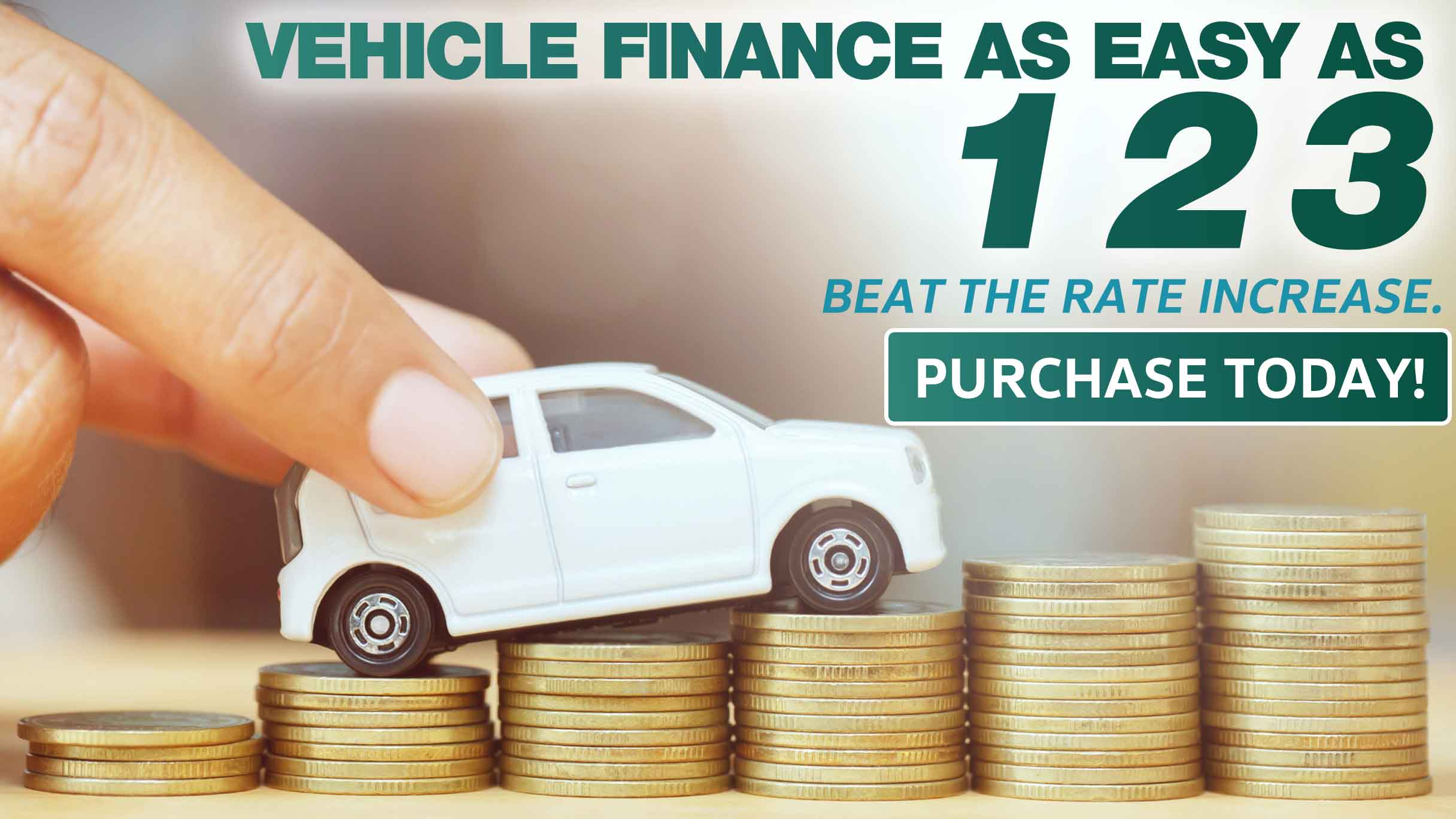 Barons PMB vehicle finance offer