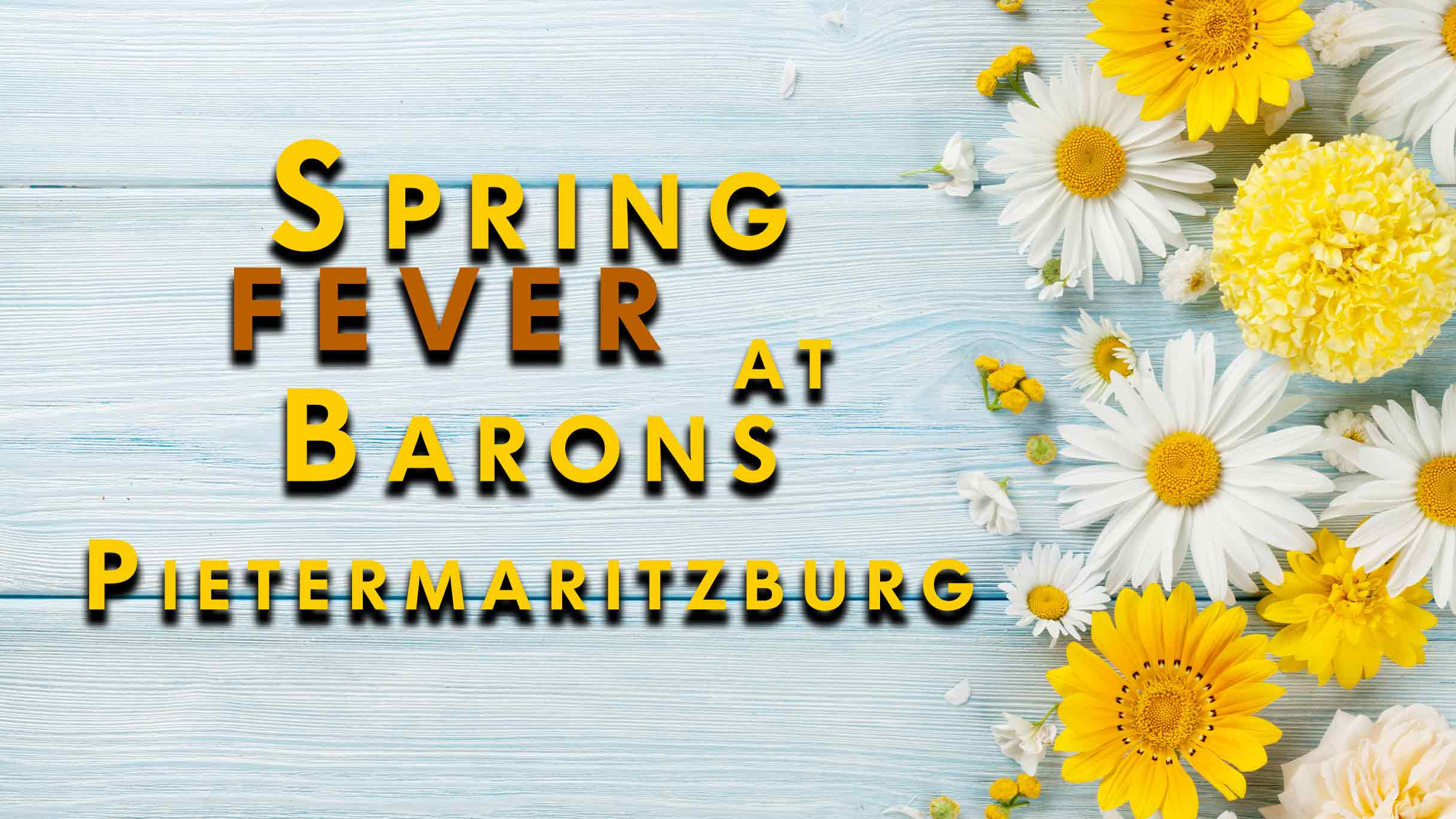 Barons PMB Spring vehicle offers