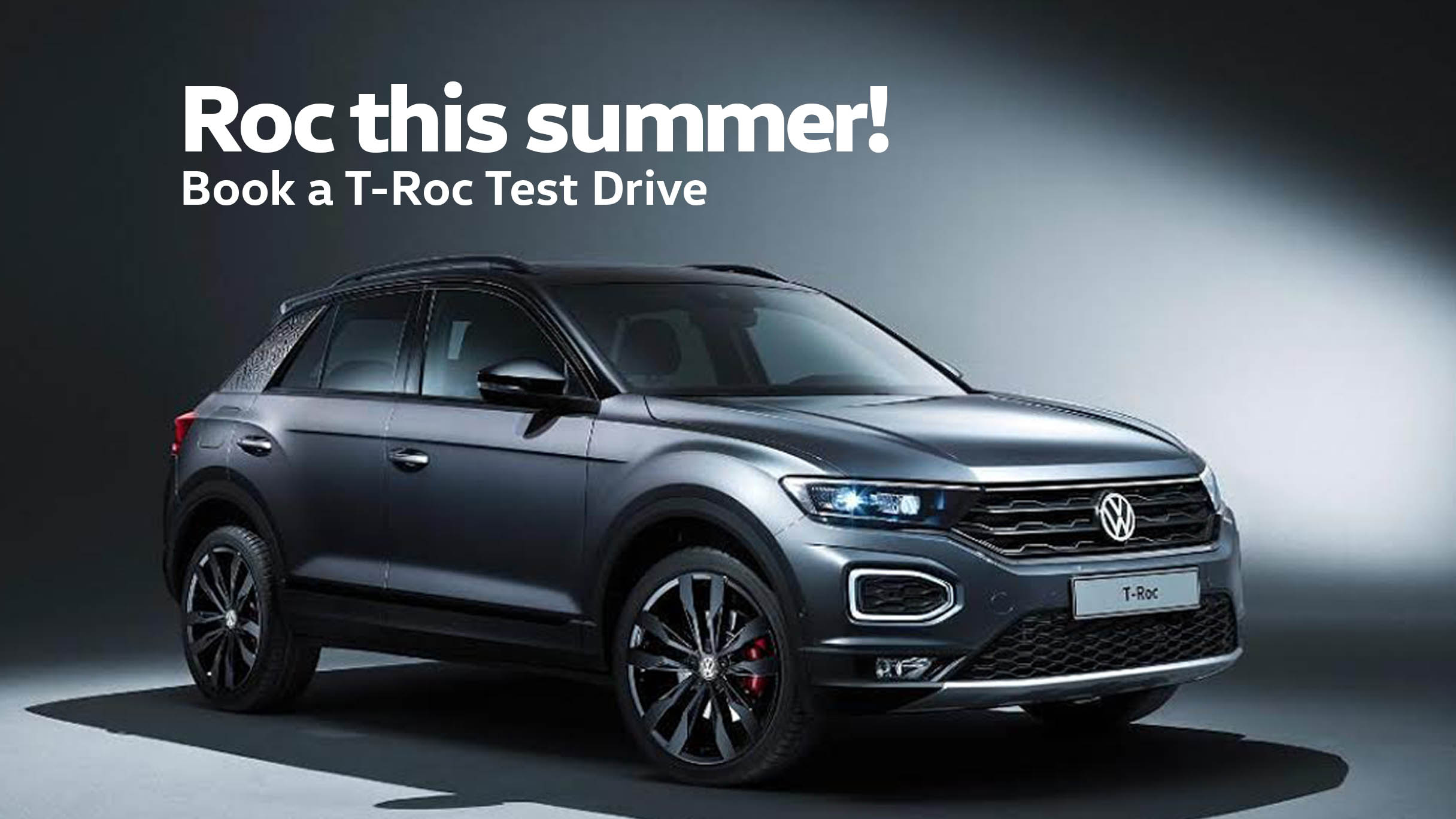 Test drive the T-Roc SUV at Barons Pietermaritzburg