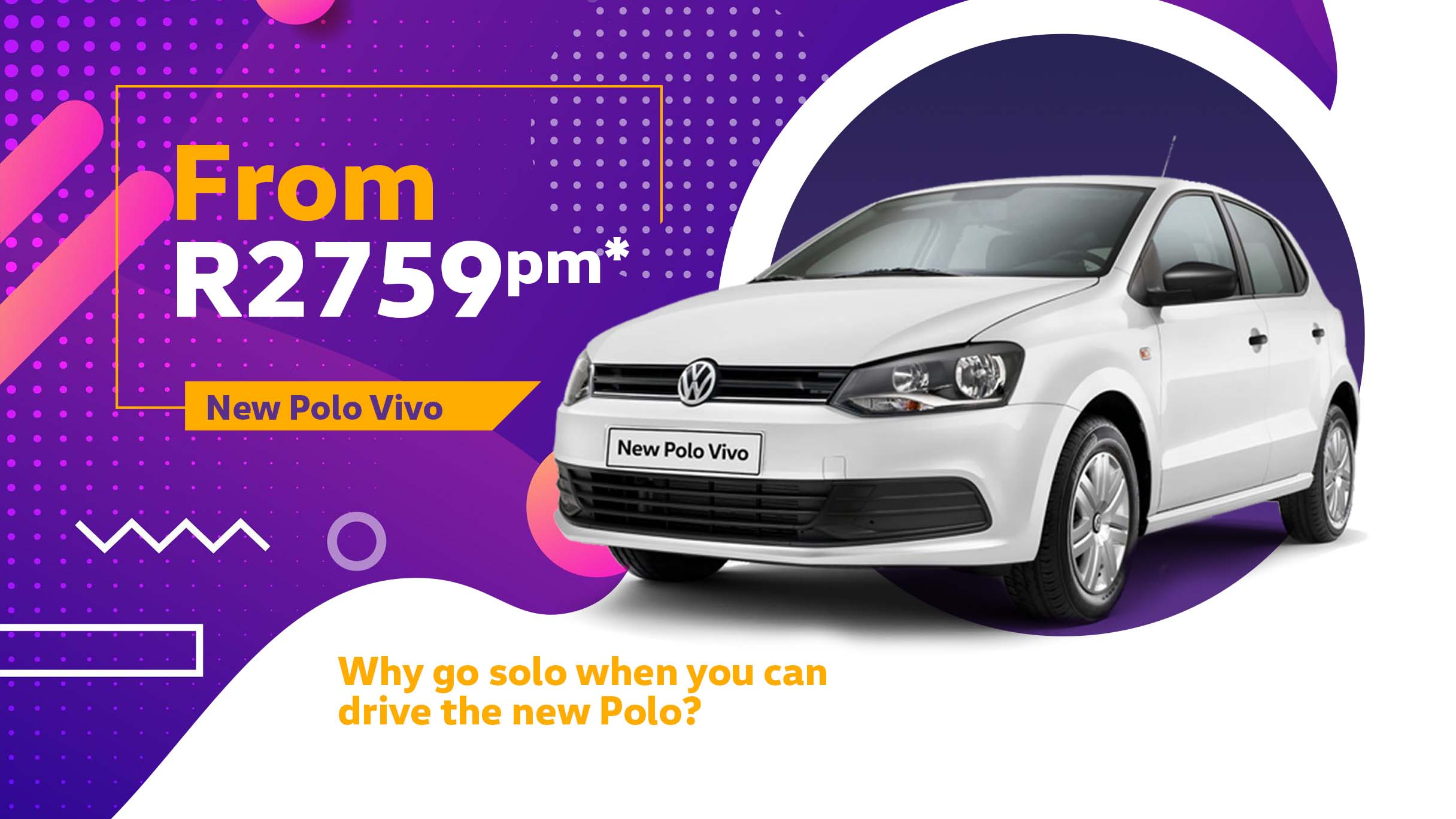 Polo Vivo new car offer Barons Pietermaritzburg