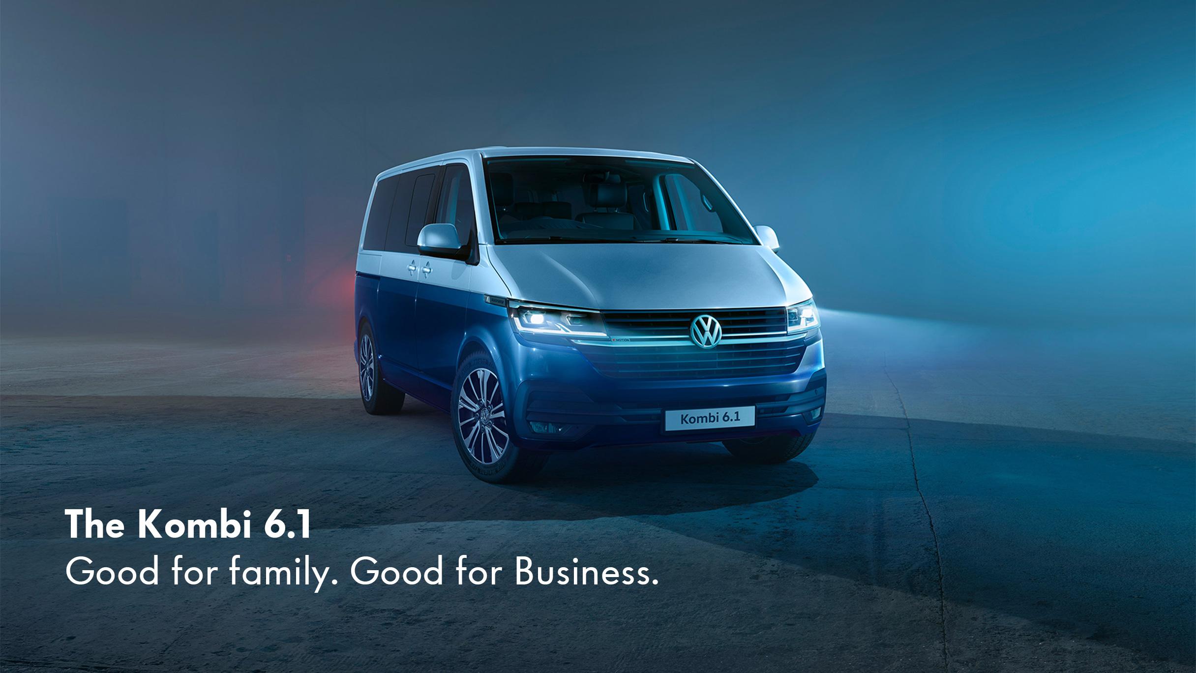 New VW Kombi 6.1